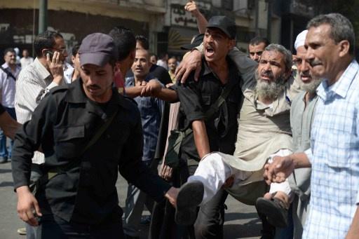 تأجيل محاكمة 4 ضباط متهمين بقتل 37 معتقلا من أنصار مرسي إلى 12 نوفمبر