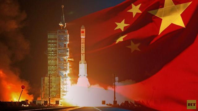 الصين تطلق قمرا صناعيا إلى الفضاء