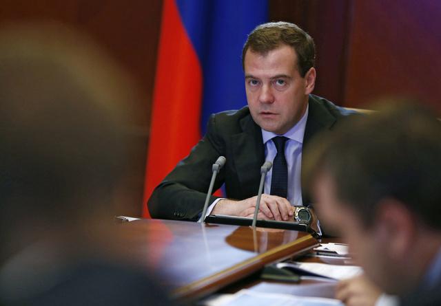مدفيديف: السيناريوهات السلبية بشأن عضوية روسيا في منظمة التجارة العالمية لم تتحقق