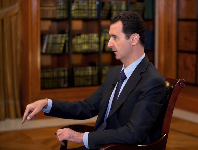 الأسد يصدر عفوا عاما عن مرتكبي جرائم ما قبل 29 أكتوبر الجاري