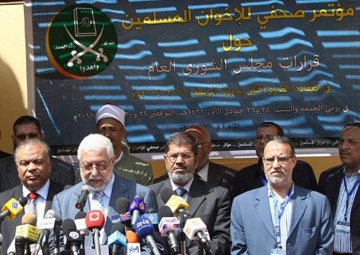 قوات الأمن المصرية تلقي القبض على القيادي في جماعة الإخوان عصام العريان