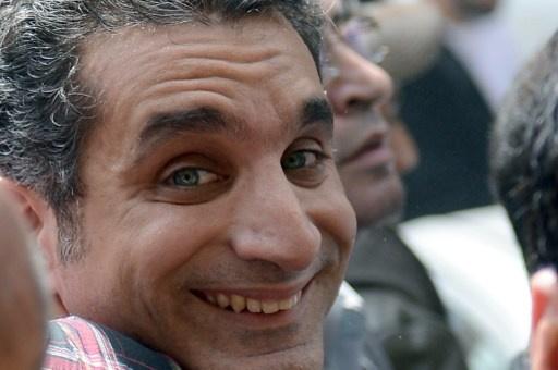 النيابة المصرية تبدأ التحقيق في بلاغ ضد الإعلامي باسم يوسف