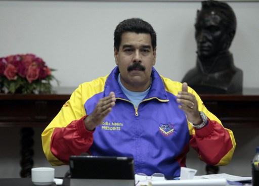 مادورو يرحب بزيادة دور موسكو على الساحة الدولية
