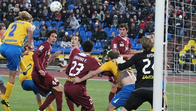 روبين قازان يودع كأس روسيا إثر هزيمته أمام فريق من الدرجة الأولى