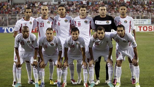 النشامى يطالبون بنقل مباراتهم ضد الأوروغواي إلى ستاد عمّان الدولي