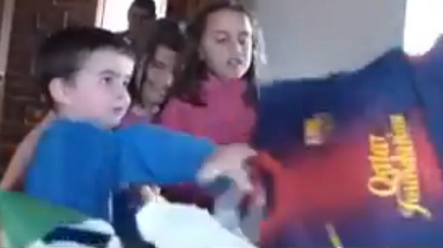 بالفيديو ..