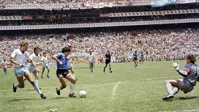 بالفيديو .. لاعب سلفادوري يسجل هدفاً على طريقة الاسطورة مارادونا