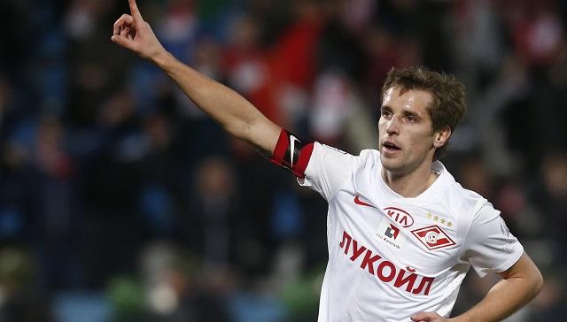 سبارتاك يصيب ولوكوموتيف يخيب في كأس روسيا