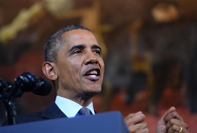 أوباما يمدد العقوبات الامريكية ضد السودان