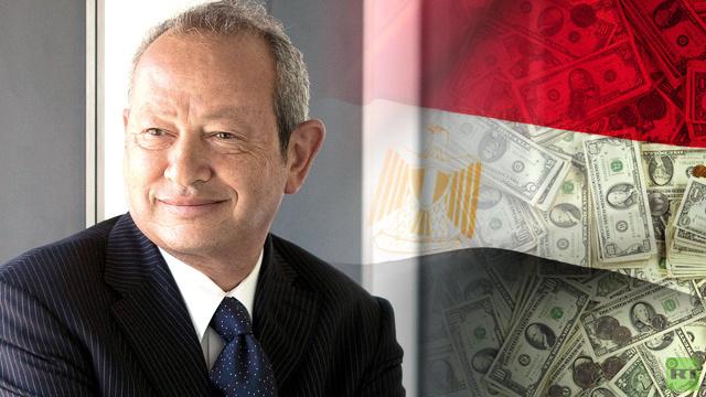 ساويرس ينوي دعم اقتصاد مصر عن طريق استثمار أكثر من 580 مليون دولار
