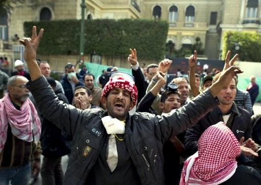 تحالف دعم الشرعية يدعو إلى التظاهر