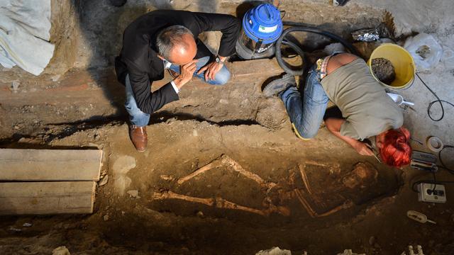 آثار السل تعود إلى الألفية الخامسة قبل الميلاد