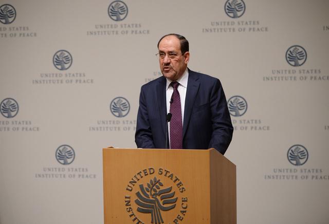 المالكي يدعو لعقد مؤتمر دولي لمكافحة الارهاب في العراق