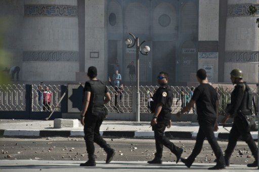 أجهزة الأمن المصرية تضبط كميات كبيرة من الذخيرة والمتفجرات بمدينة 6 أكتوبر