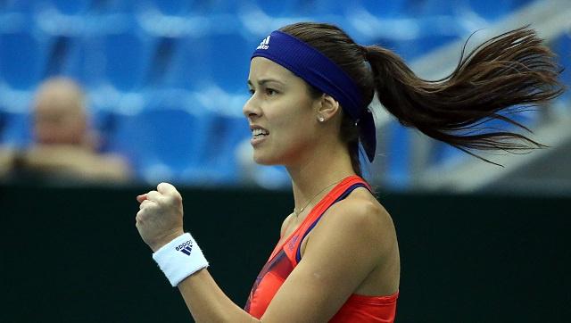 ايفانوفيتش تحقق فوزها الثاني في دورة