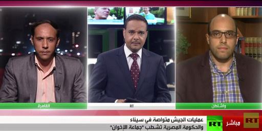 الحكومة المصرية تتهم الإخوان في ممارسة الإرهاب.. والإخوان يردون بالمثل