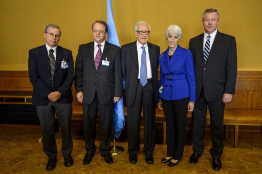 مصدر: تم التوافق على نص الدعوات للمشاركين في جنيف ـ 2 خلال الاجتماع التحضيري