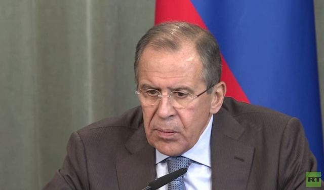 لافروف: الائتلاف السوري المعارض بدأ يظهر واقعية أكثر في مواقفه
