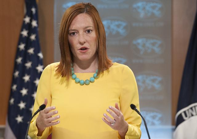 الولايات المتحدة تدين السفارة الروسية