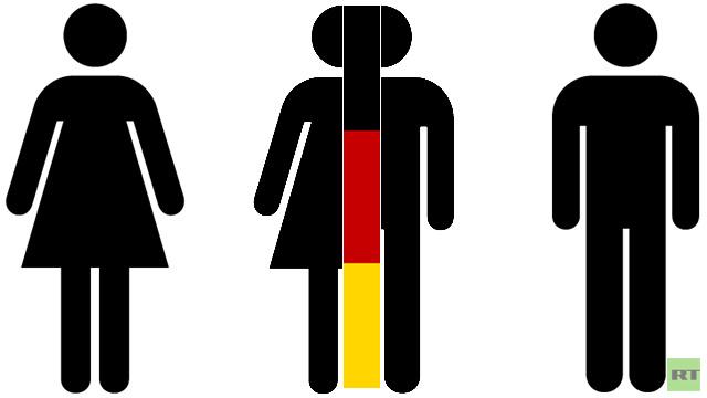 المانيا تقر بالجنس