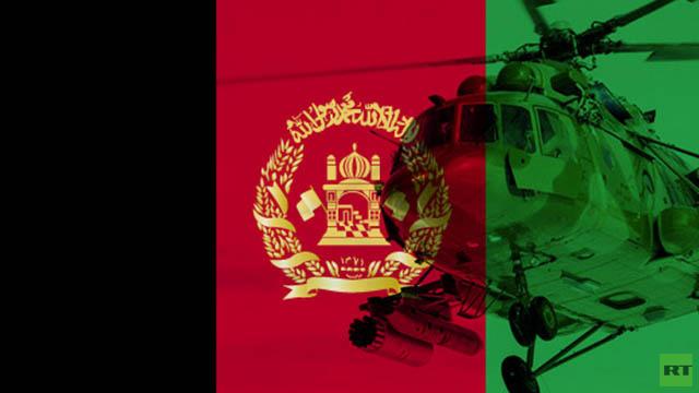 روسيا تورد إلى أفغانستان دفعة جديدة من مروحيات النقل العسكري