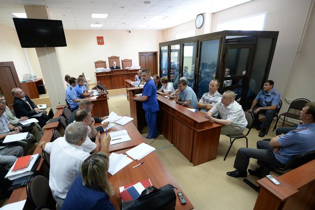مقتل شخصين بانفجار رمانة في إحدى المحاكم في مدينة كورغان الروسية