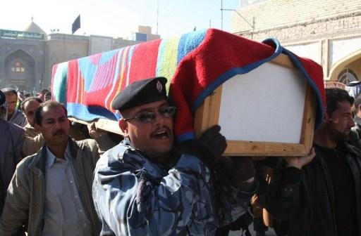 حصيلة العنف الشهر الماضي في العراق هي الأعلى منذ 2008