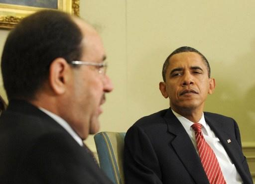 أوباما يستقبل المالكي الجمعة لمساعدته في مكافحة الإرهاب