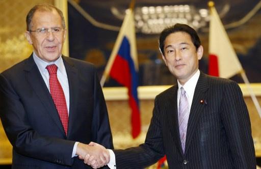 لافروف: مباحثات طوكيو أكدت تصميم روسيا واليابان على تطوير العلاقات