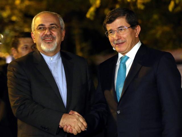 تركيا وإيران تعربان عن قلقهما المشترك من العنف الطائفي في سورية