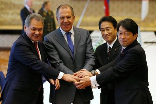 لافروف: موسكو تثمن تأكيدات طوكيو على نيتها انتهاج سياسة السلام النشط