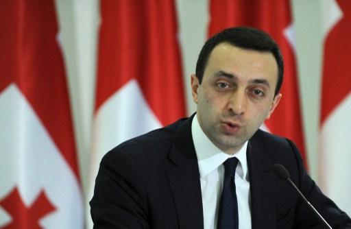 ترشيح وزير داخلية جورجيا لرئاسة الوزراء