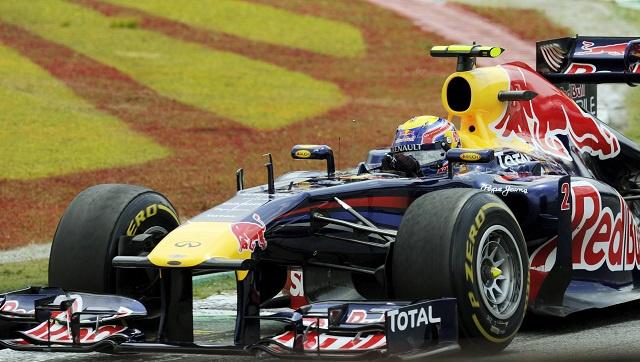 الأسترالي ويبر أول المنطلقين في سباق جائزة أبوظبي
