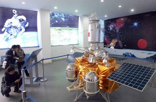 الصين تتهيأ لإطلاق مسبار إلى القمر