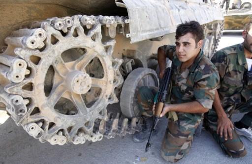 مراسلنا: الجيش السوري يتقدم في محافظة حلب