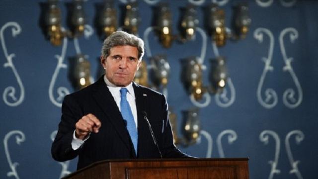 الخارجية السورية: تصريحات كيري من شأنها إفشال مؤتمر جنيف قبل انعقاده