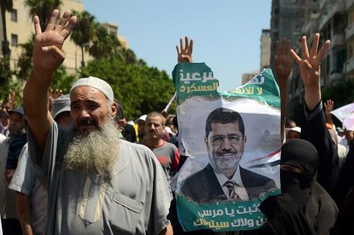 نقل محاكمة مرسي إلى اكاديمية الشرطة بدل معهد أمناء الشرطة بطرة