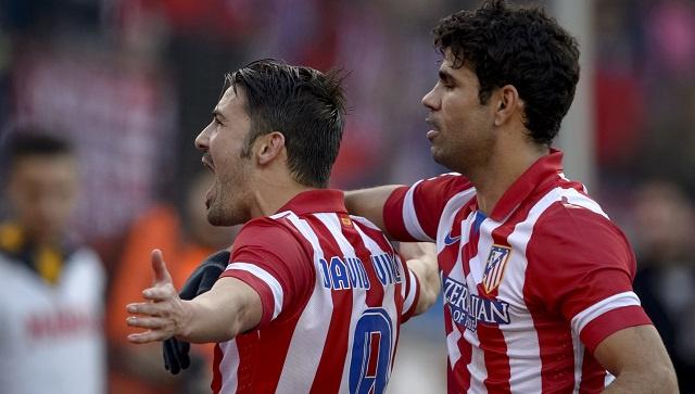 اتليتكو يقهر بيلباو ويواصل مطاردته لبرشلونة