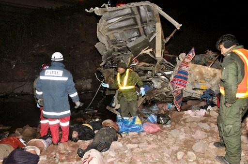 مقتل 8 اشخاص في حادث تحطم طائرة في بوليفيا