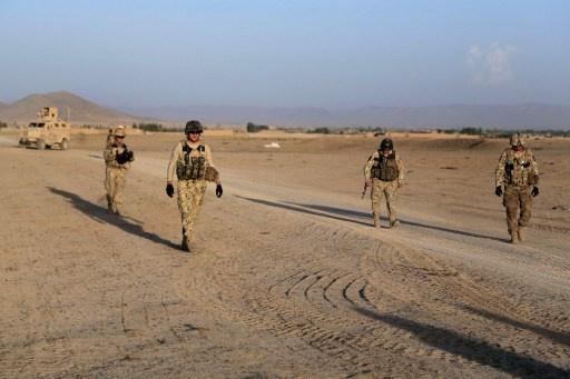 مقتل 17 مسلحاً من طالبان الأفغانية بعمليات مشتركة نفذتها القوات الأفغانية و