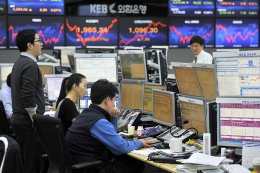 تفوق كوريا الجنوبية على اليابان في فائض الحساب الجاري