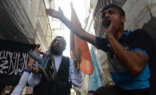 الرئيس التركي قلق من امكانية تحول سورية إلى