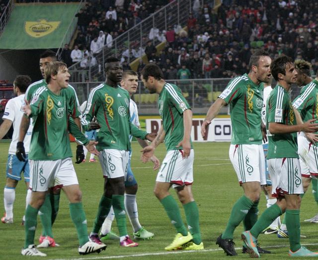 تيريك غروزني يواصل سلسلة الهزائم في الدوري الروسي