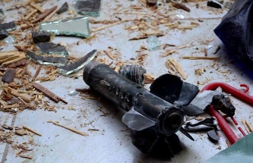 سقوط قذيفة على مبنى سفارة الفاتيكان بدمشق