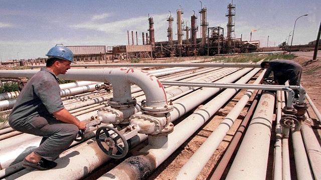 العراق يعول على الغاز الإيراني لتغذية محطات الطاقة الكهربائية