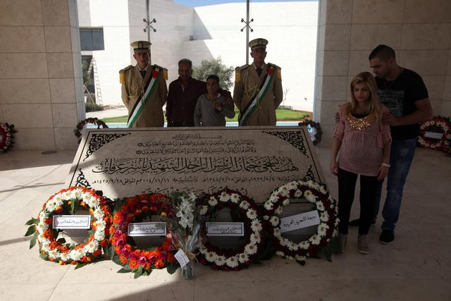 لجنة التحقيق في وفاة ياسر عرفات تستلم نتائج تحاليل المعهد السويسري