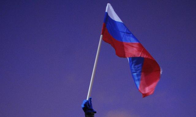 إحراق علم روسيا في جورجيا.. وموسكو تصف الحادث بـ