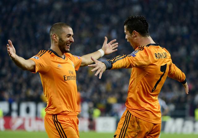 ريال مدريد يضع قدماً في ثمن نهائي دوري الأبطال بالتعادل مع يوفنتوس