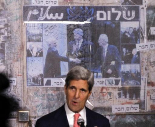 كيري عشية لقائه عباس ونتنياهو يعترف بوجود صعوبات في المفاوضات