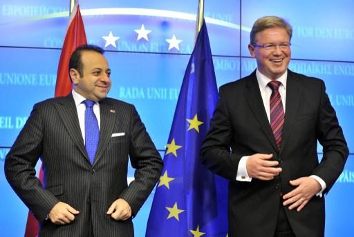 جولة جديدة من المفاوضات بين الاتحاد الاوروبي وتركيا لبحث انضمام الأخيرة